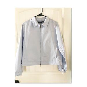 Periwinkle Ralph Lauren Golf Jacket